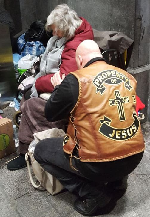 Outreach   Property Of Jesus Ministries